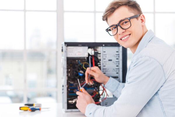 Reparación de ordenadores, portátiles
